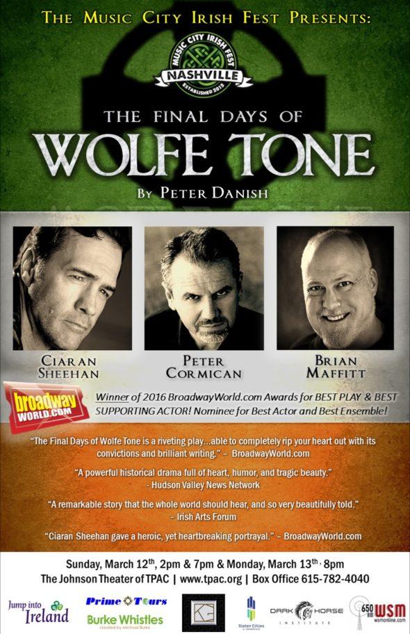 Who's Afraid of Big Bad Wolfe?